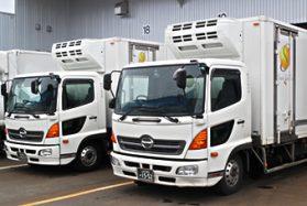 4tセンター間輸送トラックドライバー
