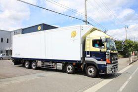 10tセンター間輸送トラックドライバー 住宅補助あり