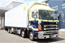 【ルート配送】10t店舗配送トラックドライバー